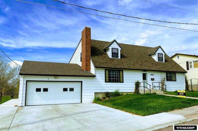 680 E 18th Street, Casper, WY 82601 (MLS #20192881) :: Lisa Burridge & Associates Real Estate