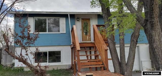 3458 Madison Drive, Rock Springs, WY 82901 (MLS #20192887) :: RE/MAX The Group