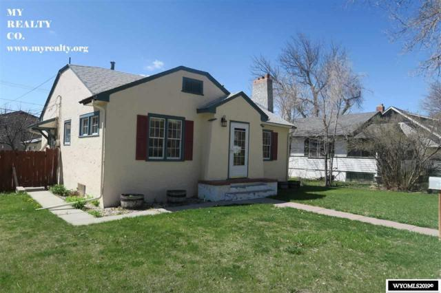 518 S 4th Street, Douglas, WY 82633 (MLS #20192919) :: RE/MAX The Group