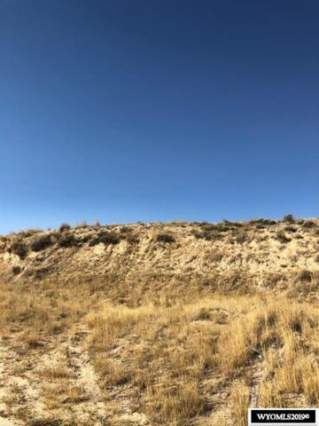 Lot 1 Painted Hills, Rawlins, WY 82301 (MLS #20192941) :: Real Estate Leaders