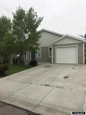 618 Pony Express Trail, Evansville, WY 82633 (MLS #20192947) :: RE/MAX The Group