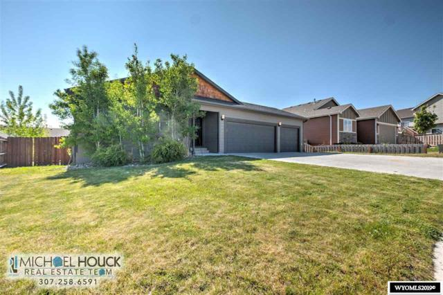 3001 Indian Springs, Casper, WY 82604 (MLS #20192952) :: RE/MAX The Group