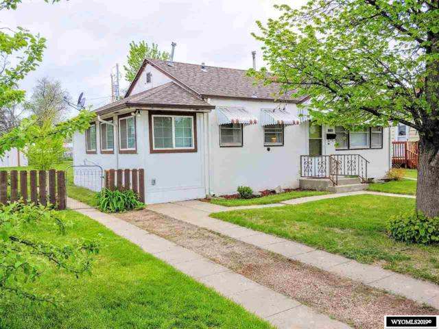 1726 E E Street, Torrington, WY 82240 (MLS #20192986) :: RE/MAX The Group