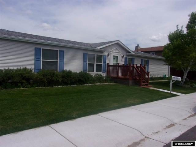 820 Leal, Douglas, WY 82633 (MLS #20193023) :: RE/MAX The Group