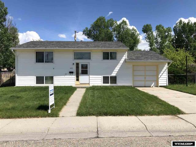 1021 S Forest, Casper, WY 82609 (MLS #20193050) :: RE/MAX The Group