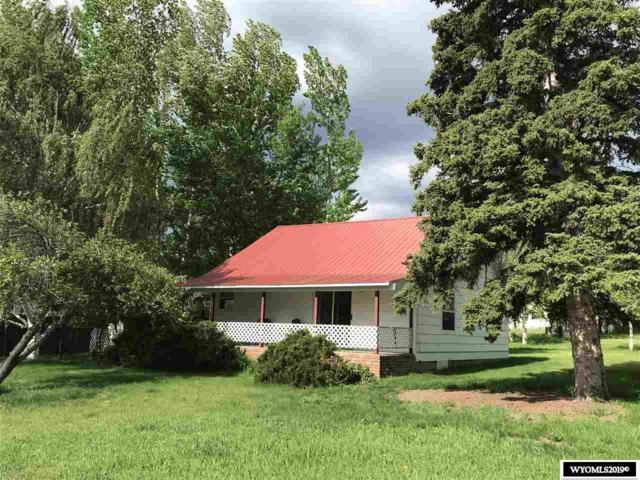840 N Carrington Avenue, Buffalo, WY 82834 (MLS #20193051) :: Lisa Burridge & Associates Real Estate