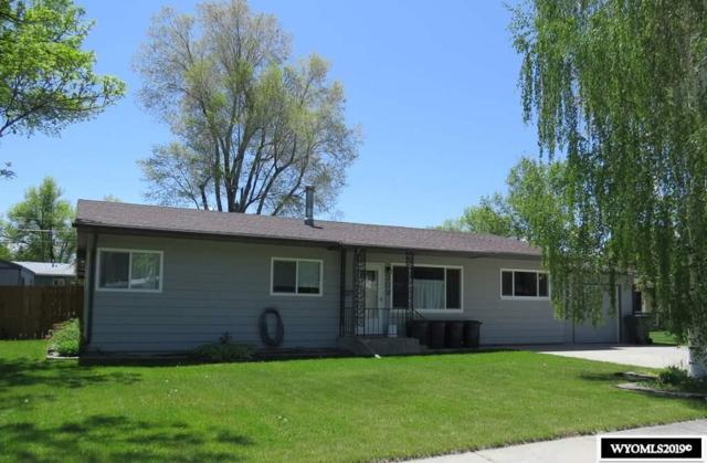 309 Elk Drive, Riverton, WY 82501 (MLS #20193057) :: Real Estate Leaders