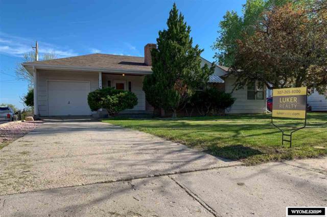 714 E 18th Street, Casper, WY 82601 (MLS #20193072) :: Lisa Burridge & Associates Real Estate