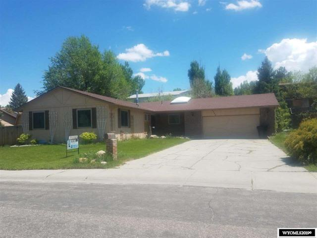 3801 Brookview, Casper, WY 82604 (MLS #20193074) :: RE/MAX The Group