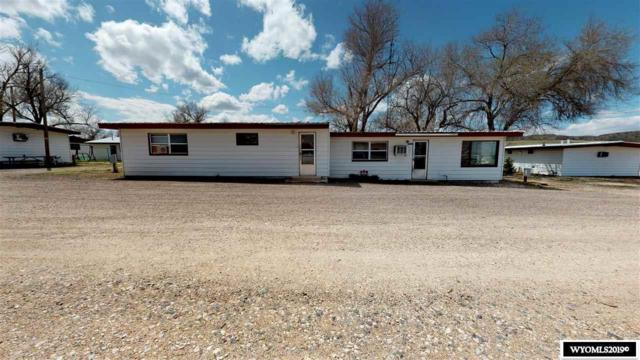 422 6th Street, Glendo, WY 82213 (MLS #20193075) :: RE/MAX The Group