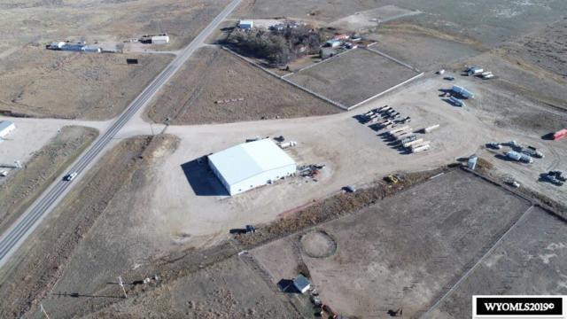 210 St Hwy 59, Douglas, WY 82633 (MLS #20193084) :: RE/MAX The Group