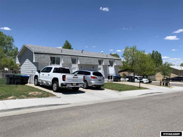 415 Wind River Drive, Green River, WY 82935 (MLS #20193088) :: RE/MAX The Group