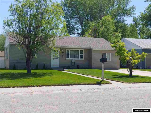 817 S 10th Street, Worland, WY 82401 (MLS #20193099) :: RE/MAX The Group