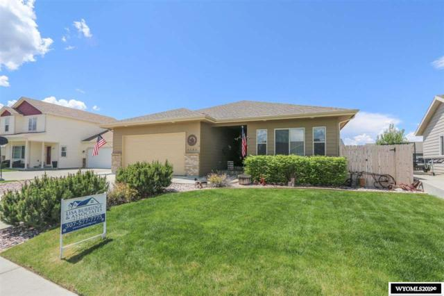 4280 Dartford Court, Casper, WY 82609 (MLS #20193110) :: RE/MAX The Group