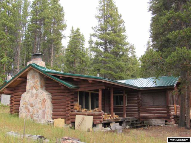 12 Forest Service Rd 925, Ten Sleep, WY 82442 (MLS #20193120) :: RE/MAX The Group