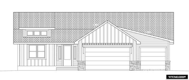 4410 Gramin Drive, Casper, WY 82609 (MLS #20193121) :: Lisa Burridge & Associates Real Estate