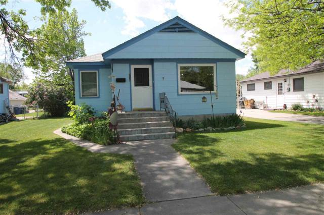 1115 E Park, Riverton, WY 82501 (MLS #20193136) :: RE/MAX The Group
