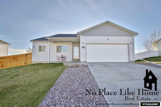 3580 Applegate Drive, Casper, WY 82601 (MLS #20193154) :: RE/MAX The Group
