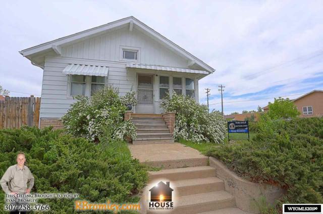 263 Wilson Street, Casper, WY 82601 (MLS #20193170) :: Lisa Burridge & Associates Real Estate