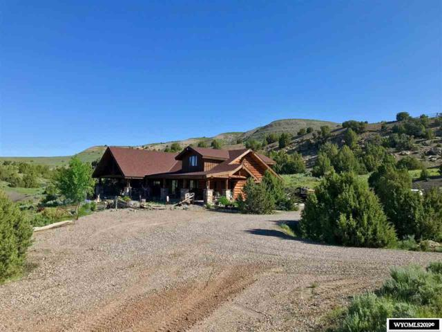 213 Hanging Horse Road, Thermopolis, WY 82443 (MLS #20193176) :: RE/MAX The Group