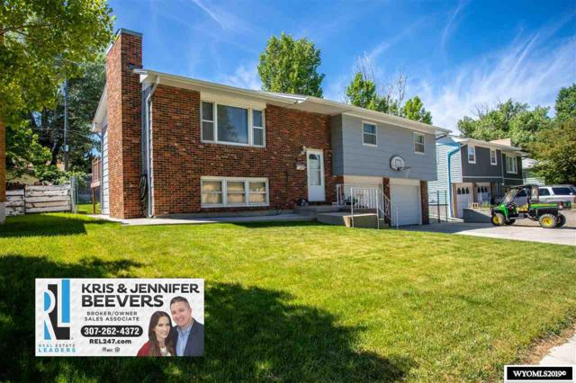 1741 Hyview Drive, Casper, WY 82604 (MLS #20193180) :: RE/MAX The Group