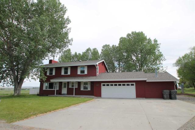 3 Charbonneau Drive, Riverton, WY 82501 (MLS #20193190) :: RE/MAX The Group