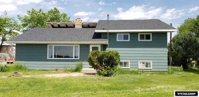 1346 S Hwy 20, Worland, WY 82401 (MLS #20193198) :: RE/MAX The Group