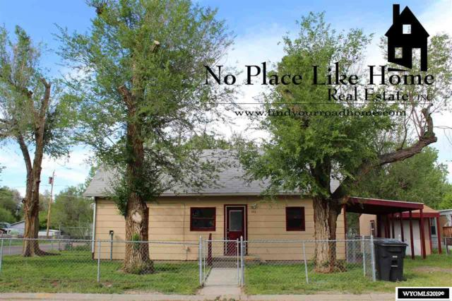 332 Riverview, Mills, WY 82644 (MLS #20193209) :: RE/MAX The Group