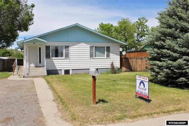 1228 Amoretti Street, Thermopolis, WY 82443 (MLS #20193219) :: RE/MAX The Group