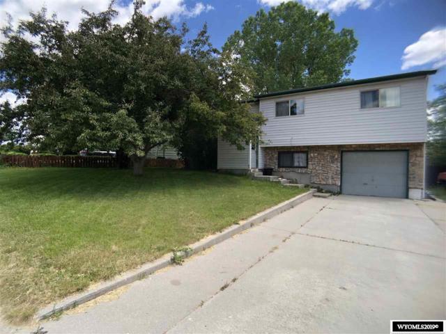 601 Big Horn Drive, Douglas, WY 82633 (MLS #20193223) :: Lisa Burridge & Associates Real Estate