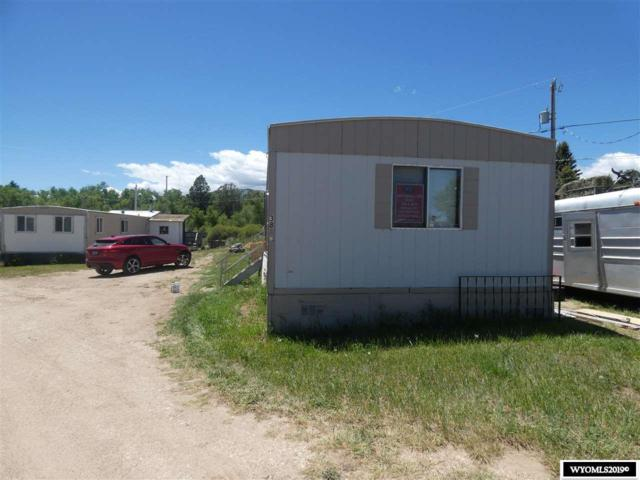 8935 W Us Hwy 16, Buffalo, WY 82834 (MLS #20193228) :: RE/MAX The Group