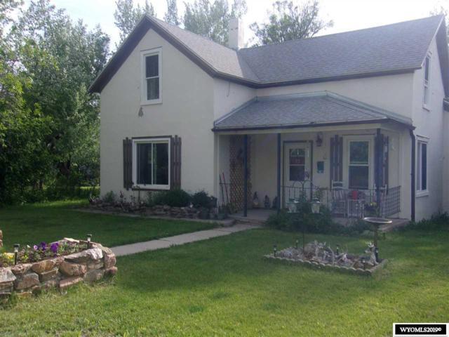 320 N 3rd, Douglas, WY 82633 (MLS #20193233) :: Lisa Burridge & Associates Real Estate
