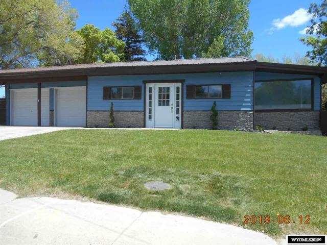 1321 Weaver Street, Rawlins, WY 82301 (MLS #20193238) :: RE/MAX The Group