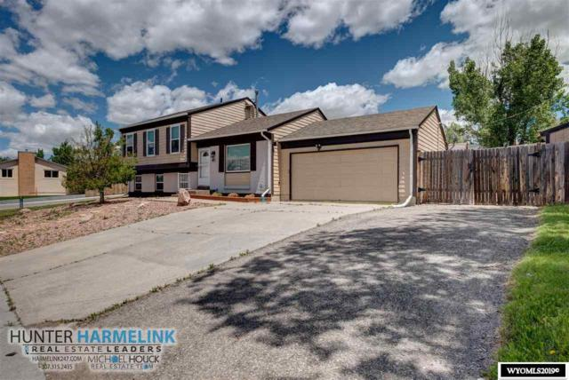 2101 Lennox Avenue, Casper, WY 82601 (MLS #20193246) :: Real Estate Leaders