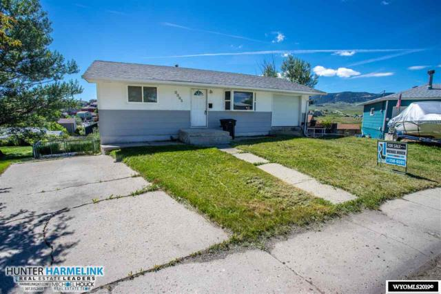 2261 S Washington Street, Casper, WY 82601 (MLS #20193247) :: RE/MAX The Group