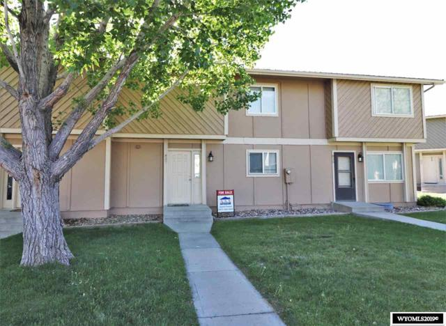 837 Moccasin Lane, Rock Springs, WY 82901 (MLS #20193250) :: RE/MAX The Group