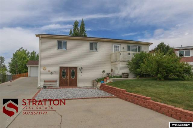 4014 E 12th Street, Casper, WY 82609 (MLS #20193251) :: Real Estate Leaders