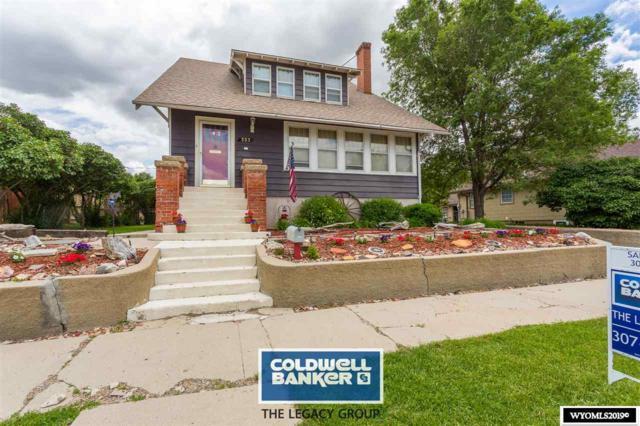 333 S Grant Street, Casper, WY 82601 (MLS #20193260) :: Lisa Burridge & Associates Real Estate