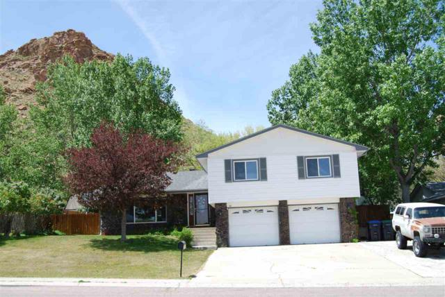 645 Wilkes Drive, Green River, WY 82935 (MLS #20193263) :: RE/MAX The Group