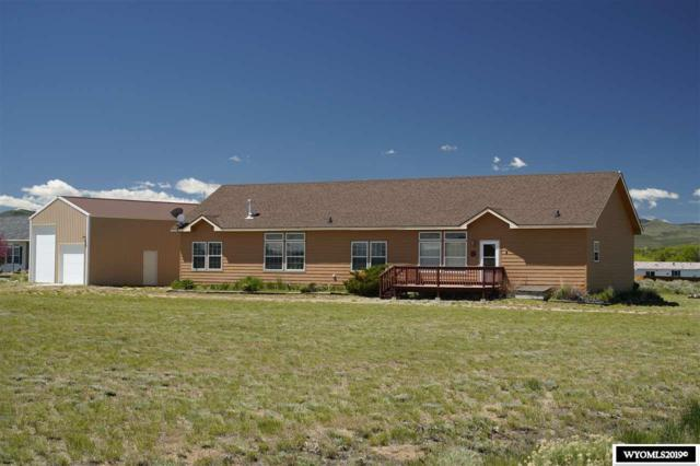 4 Cottonwood Drive, Riverside, WY 82325 (MLS #20193266) :: RE/MAX The Group