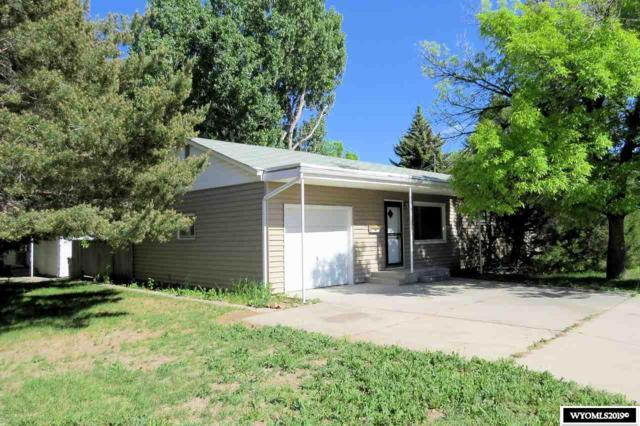 915 Antelope Drive, Riverton, WY 82501 (MLS #20193288) :: Real Estate Leaders