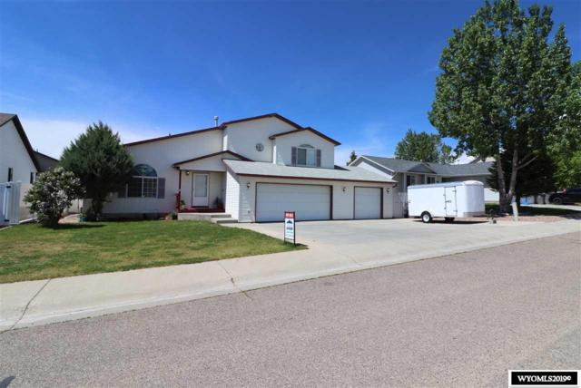 207 Wild Rose Lane, Rock Springs, WY 82901 (MLS #20193289) :: RE/MAX The Group