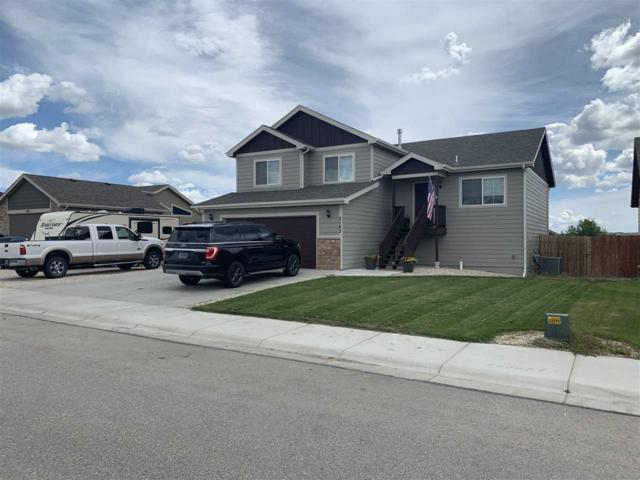 3163 Whispering Springs Road, Casper, WY 82604 (MLS #20193298) :: RE/MAX The Group