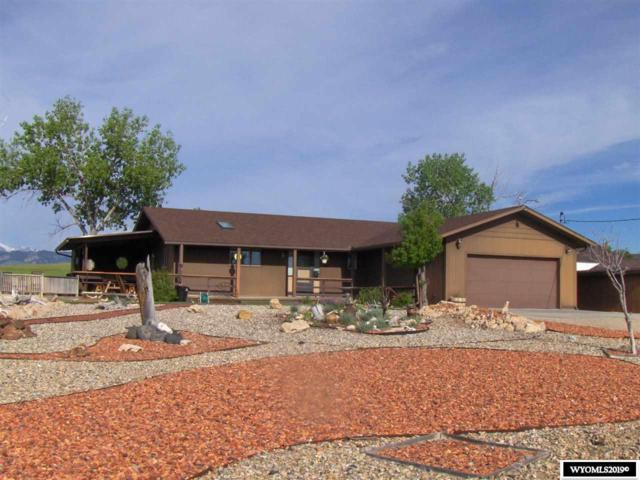 62 Airport Road, Buffalo, WY 82834 (MLS #20193299) :: RE/MAX The Group