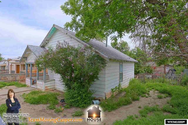 1145 Willow Street, Casper, WY 82604 (MLS #20193308) :: Lisa Burridge & Associates Real Estate