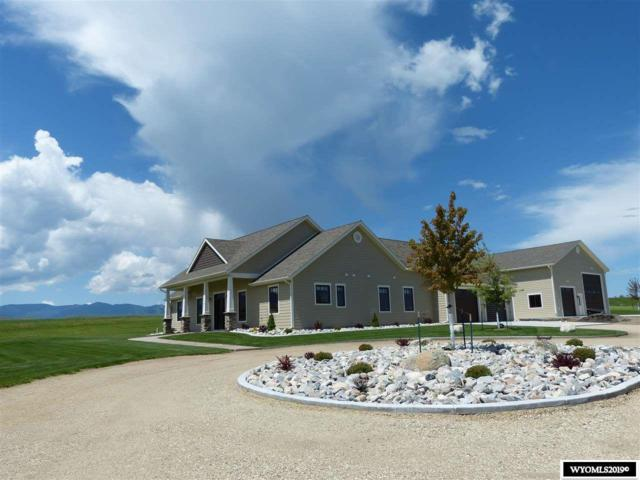 9 Sandstone Circle, Big Horn, WY 82833 (MLS #20193314) :: RE/MAX The Group