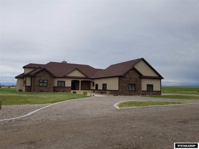 109 Pa ' Gari Drive, Worland, WY 82401 (MLS #20193318) :: RE/MAX The Group