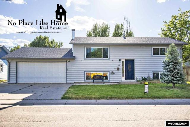 412 Holmes, Evansville, WY 82636 (MLS #20193322) :: RE/MAX The Group