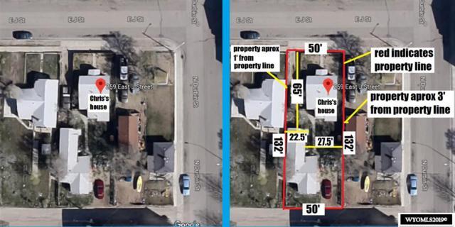 259 E J Street, Casper, WY 82601 (MLS #20193344) :: Lisa Burridge & Associates Real Estate