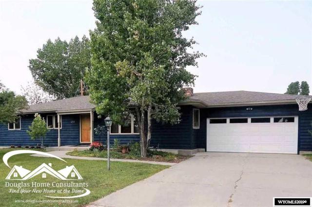1254 Birch Street, Douglas, WY 82633 (MLS #20193346) :: Real Estate Leaders